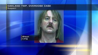Man heads to court on charges he overdosed woman