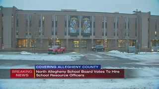 North Allegheny School District to have school resource officers