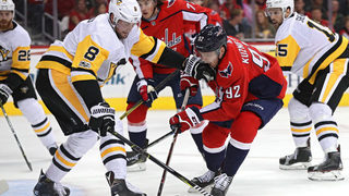 Pens, Caps Round 2 playoff schedule officially set