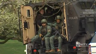 RAW VIDEO: Hampton Police Chief update on SWAT situation