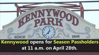VIDEO: Kennywood opening schedule