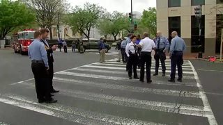 RAW VIDEO: Pedestrians hit in DC