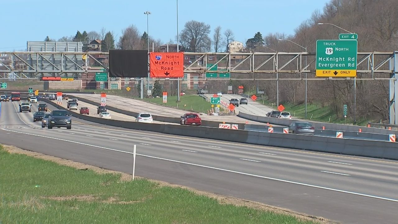 PARKWAY NORTH CONSTRUCTION: Parkway North construction a hassle now