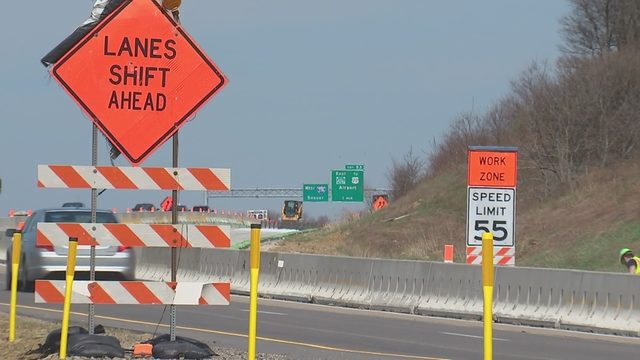 State To Try Using Cameras To Help Highway Work Zone Safety Wpxi