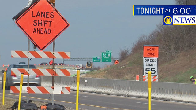 PITTSBURGH ROAD CONSTRUCTION: PennDOT road construction