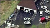 RAW: Large police presence at car wash in White Oak
