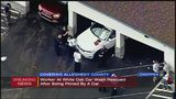 Worker pinned between cars at White Oak car wash