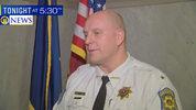 Sheriff Jonathan Held of Westmoreland County.
