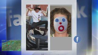 Bridgeville police catch another alleged prankster damaging cruiser