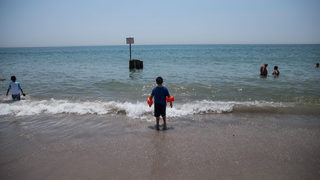 Drowning more likely in open waters than pools