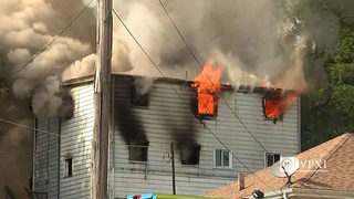 Teenage firefighter charged with arson