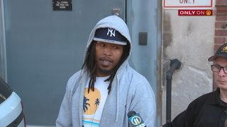 Man talks to Channel 11 after arrest following standoff