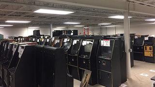 Illegal gambling machines seized