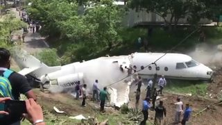 Private jet carrying six Americans crashes at Honduras airport