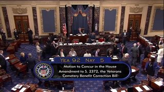 RAW VIDEO: New plan gives veterans more healthcare options