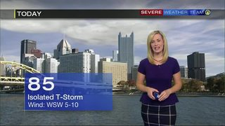 Friday forecast and storm tracker (5/25/18)
