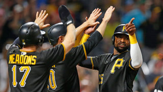 Musgrove leads Pirates from mound, plate in 8-1 win over Cardinals