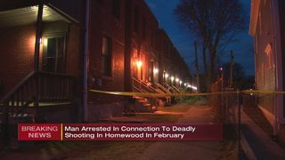 Police charge man in 3-month-old Homewood shooting death