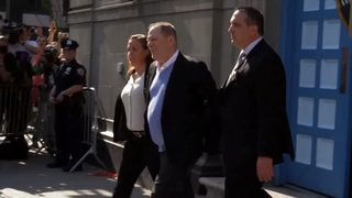 Harvey Weinstein charged with rape, sex abuse; judge sets $10M bond