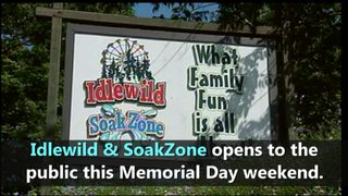 Idlewild & SoakZone opens for 141st season, Rollo Coaster returns
