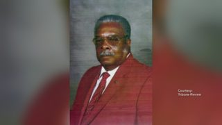 More than 100 gather as city renames park for Tuskegee Airman