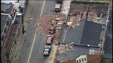 RAW VIDEO: June 2, 1998 tornado damage on Mt. Washington from Chopper 11
