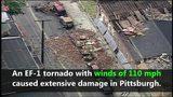 VIDEO: June 2, 1998 tornado in Pittsburgh