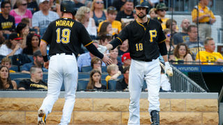 Kuhl finally notches another win, Pirates hold off Reds 3-2
