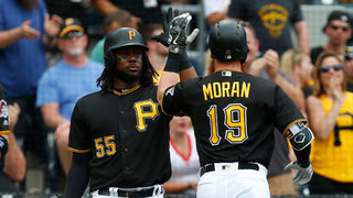 Pirates win third straight, top Reds 6-2