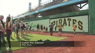 Catch for Cancer Father