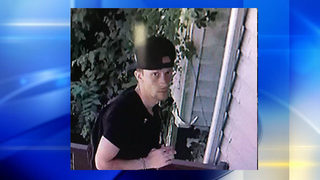 Police searching for man accused in burglary
