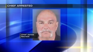 Local police chief arrested for suspicion of DWI in North Carolina