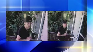 Police searching for man accused in Green Tree burglary