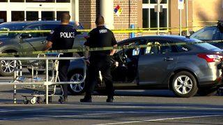 VIDEO: Gunman shot at Walmart