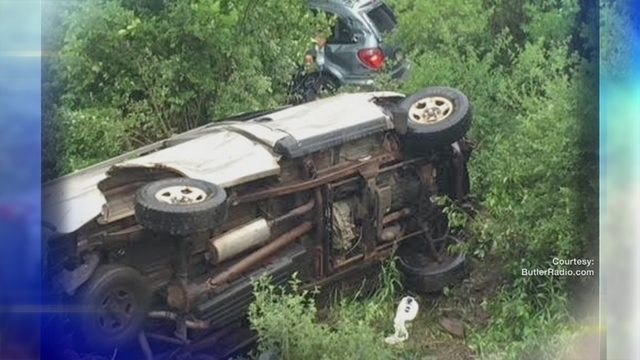 BUTLER TOWNSHIP CRASH: 2 killed in Butler County crash | WPXI