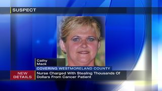 Home health nurse accused of stealing thousands from patient