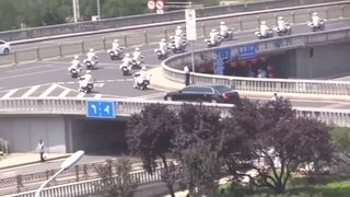VIDEO: Kim Jong Un visiting China