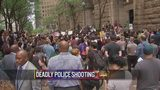 Hundreds rally in Pittsburgh to protest Antwon Rose's death