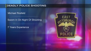 Officer who shot Antwon Rose in East Pittsburgh identified as Michael Rosfeld