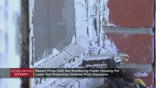 Report finds HUD not monitoring public housing for lead, not protecting children from exposure