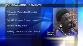 Funeral arrangements announced for Pittsburgh rapper Jimmy Wopo