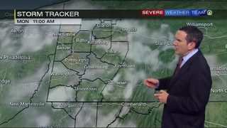 Day Planner and 5-day forecast (6/25/18)