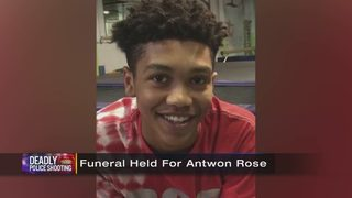 Family, friends say goodbye to Antwon Rose