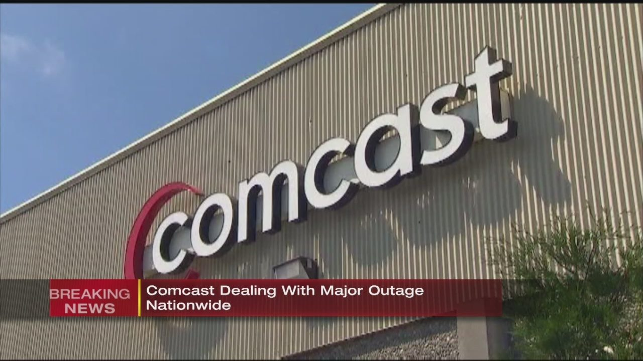 COMCAST OUTAGE: Widespread phone outage impacting Moon   WPXI