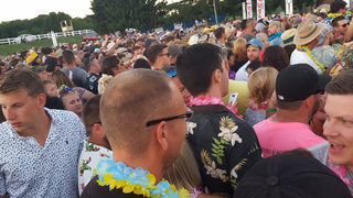 JIMMY BUFFETT PITTSBURGH: Live Nation offers compensatory