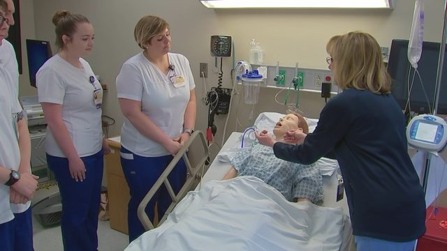 How Pittsburgh is working to avoid nursing shortage | WPXI