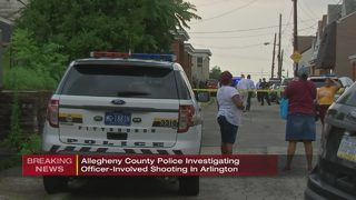 Allegheny County Police investigating officer-involved shooting in Pittsburgh