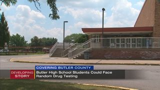 Butler school board to vote on starting random drug testing on students