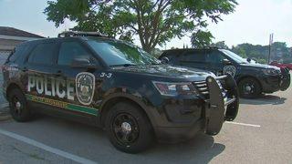 Police officer treated after inhaling white substance during drug bust