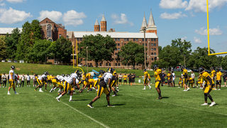 Steelers, Saint Vincent College release training camp schedule